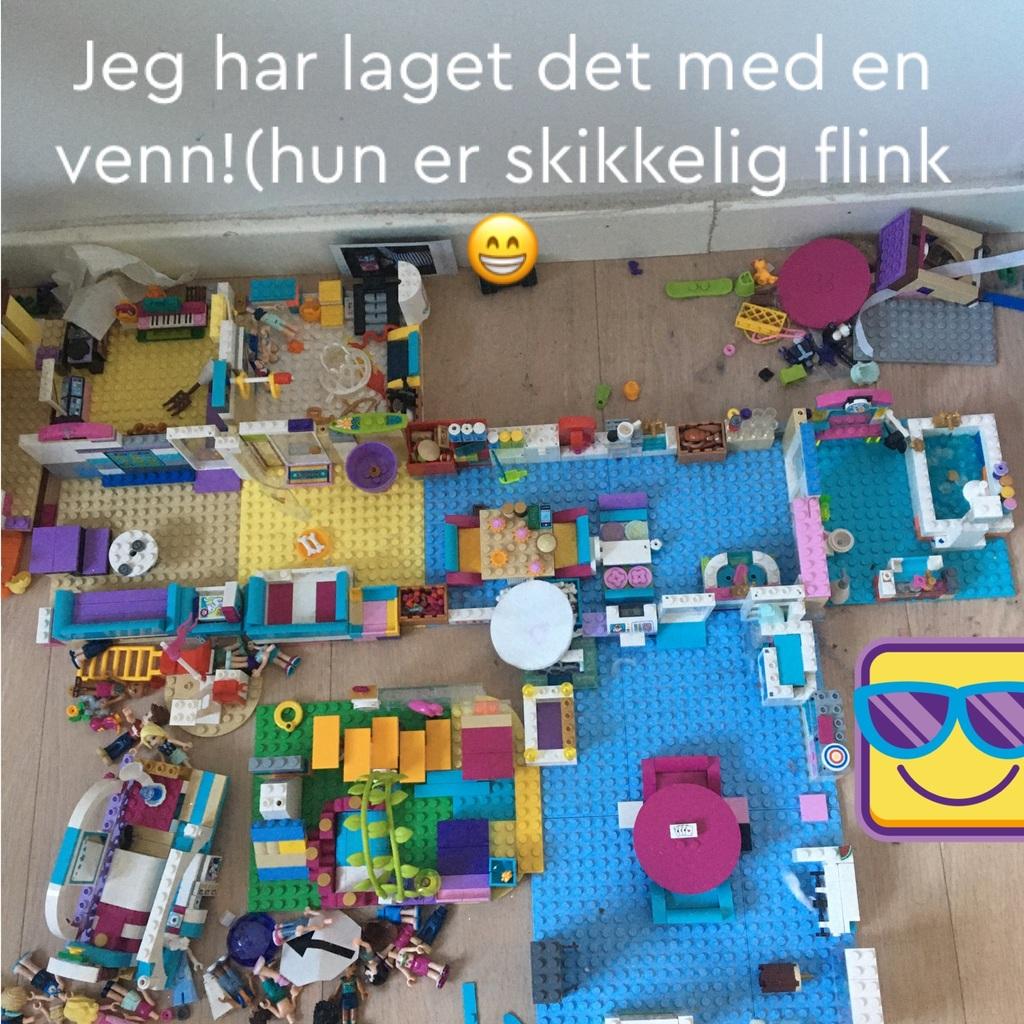 Et Lego hus