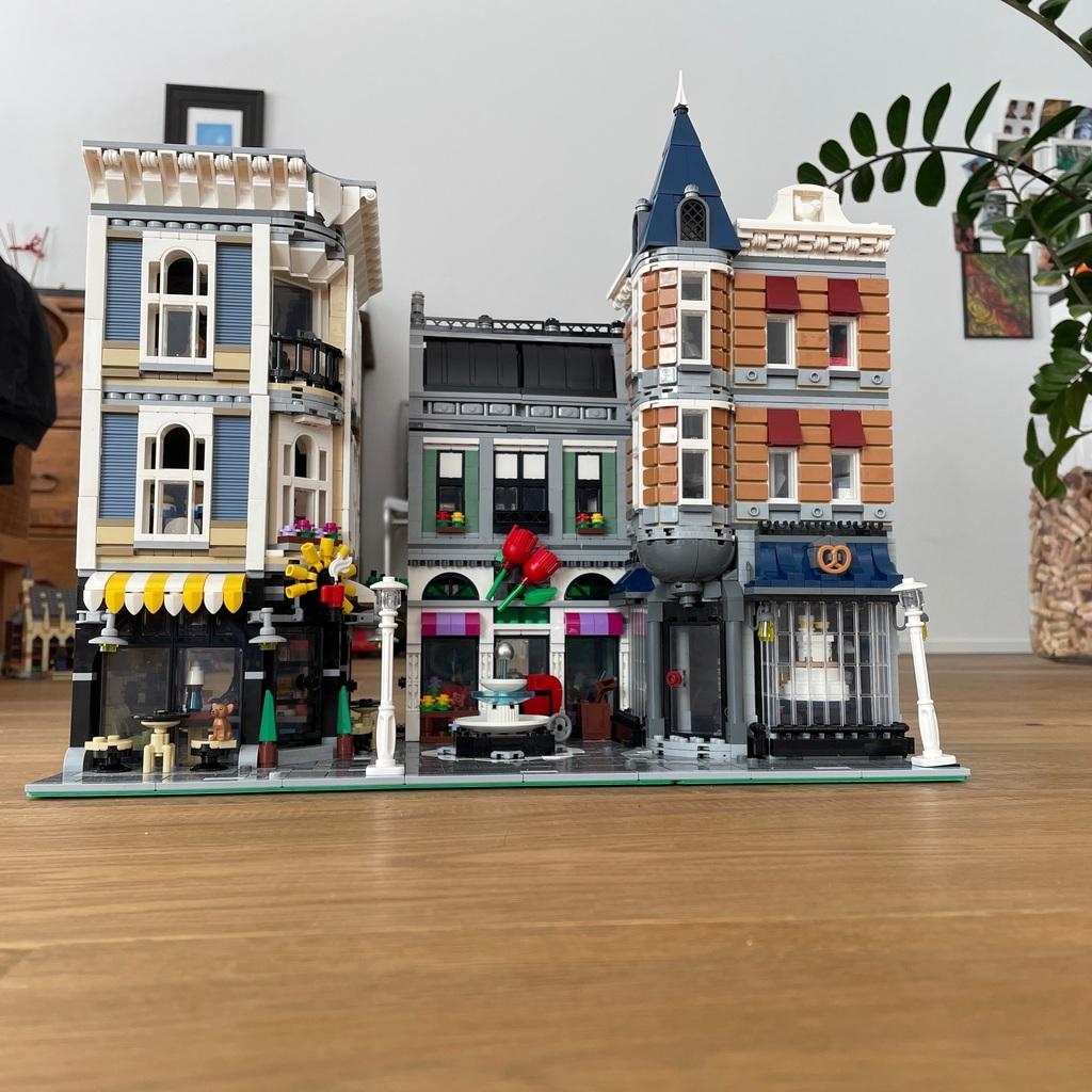 Ein sehr schönes Stadthaus