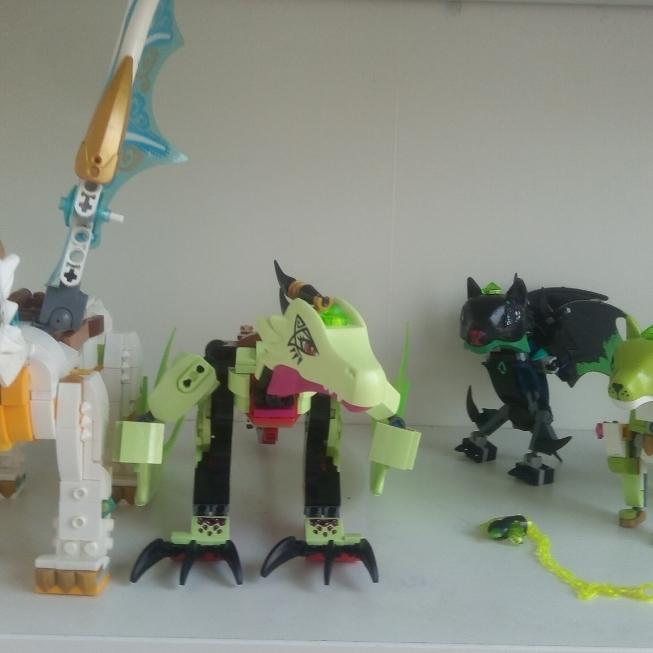 Moje lego elves