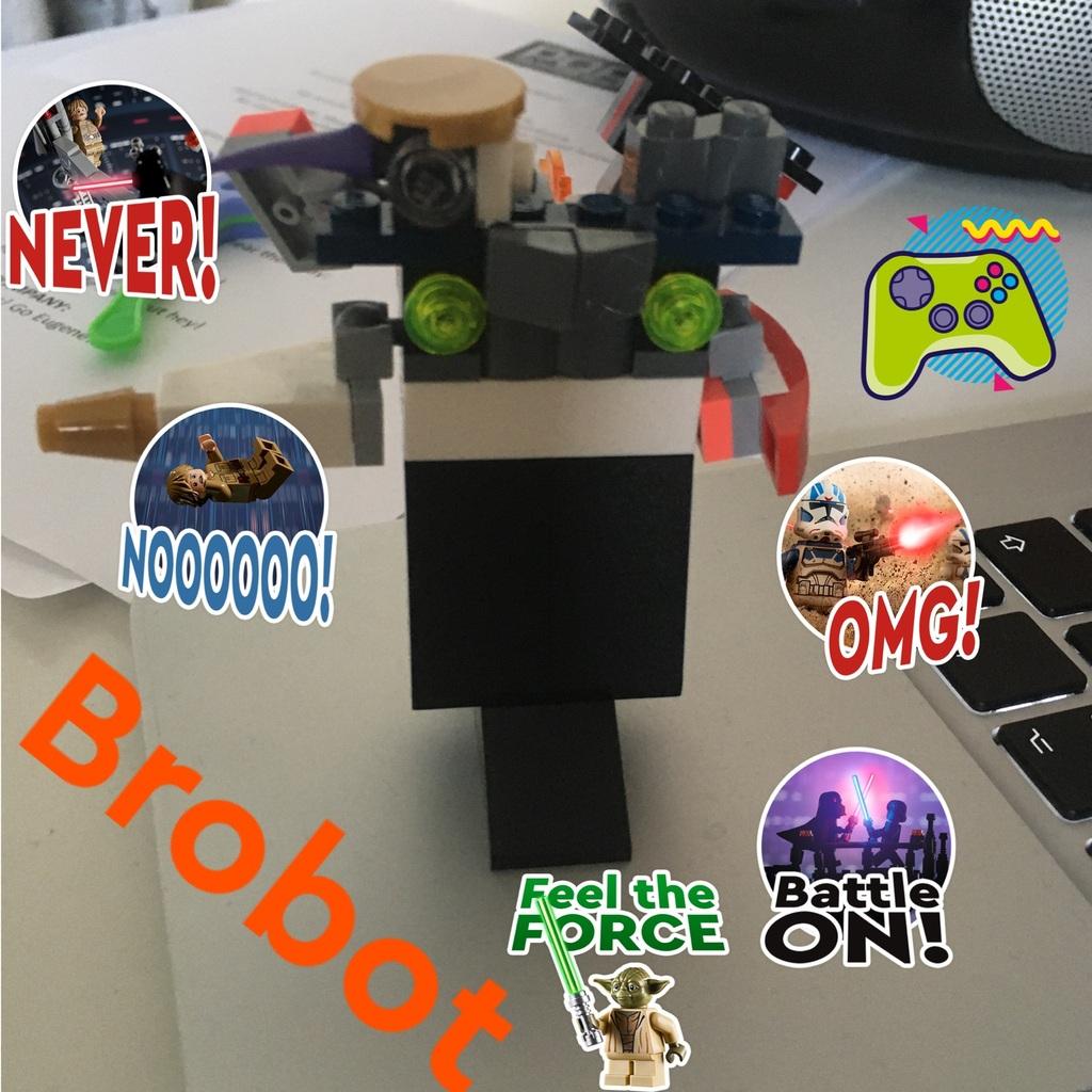 Lego brobot
