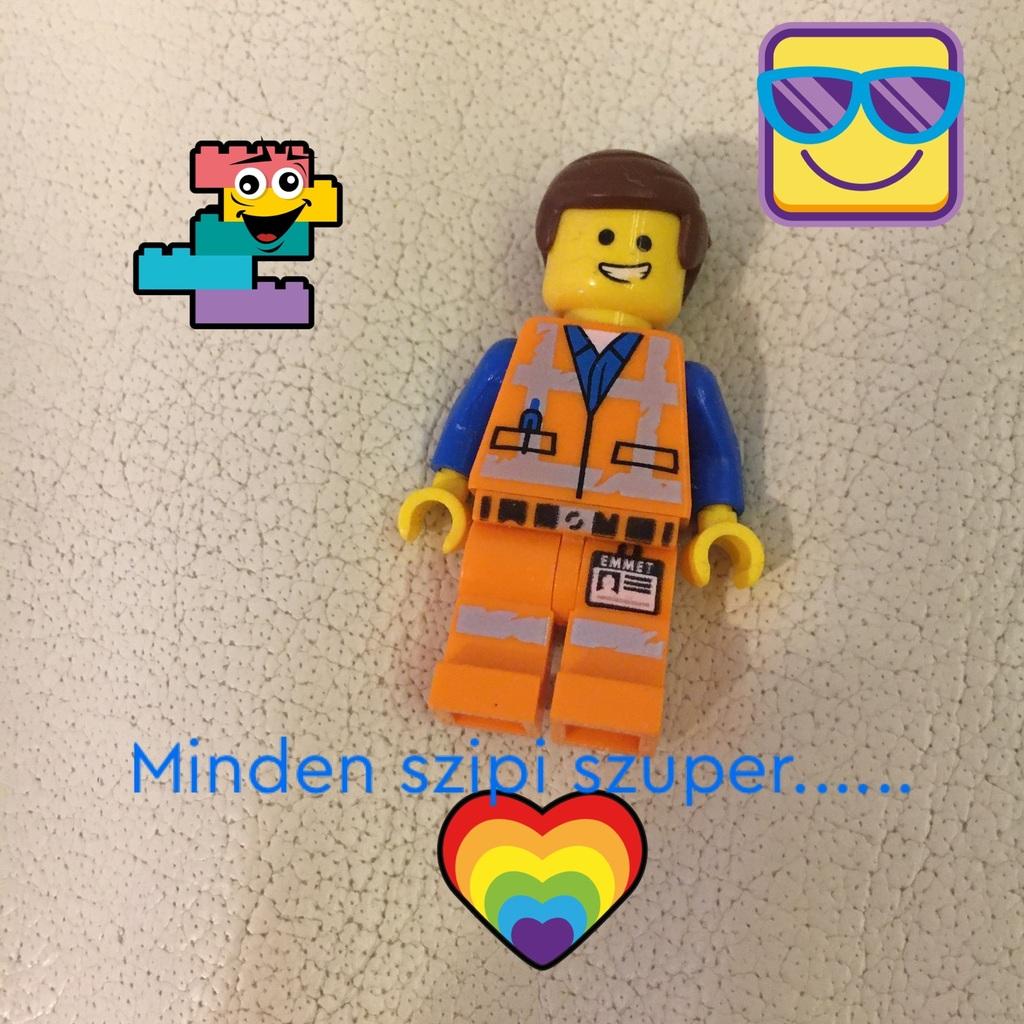 Lego kaland szavazás