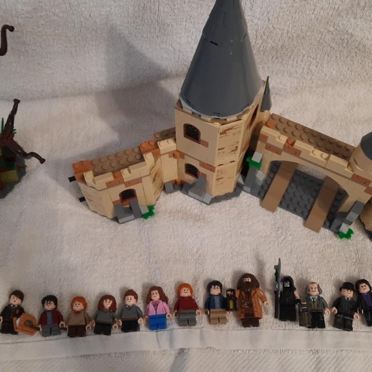 Все мои фигурки Гарри Поттер