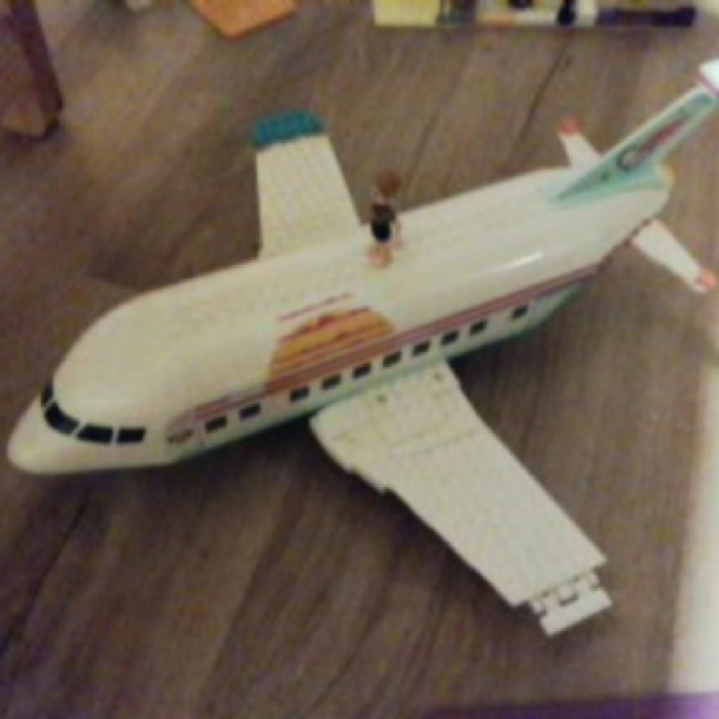 ¡Un avión!