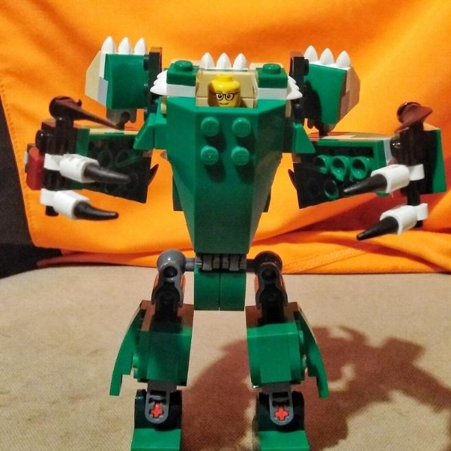 31058 set ile alternatif bir robot