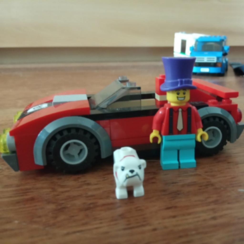 Mieszkańcy LEGO City #9
