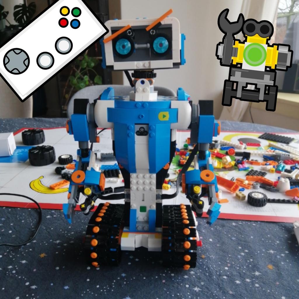 LEGO Boost Vernie de robot