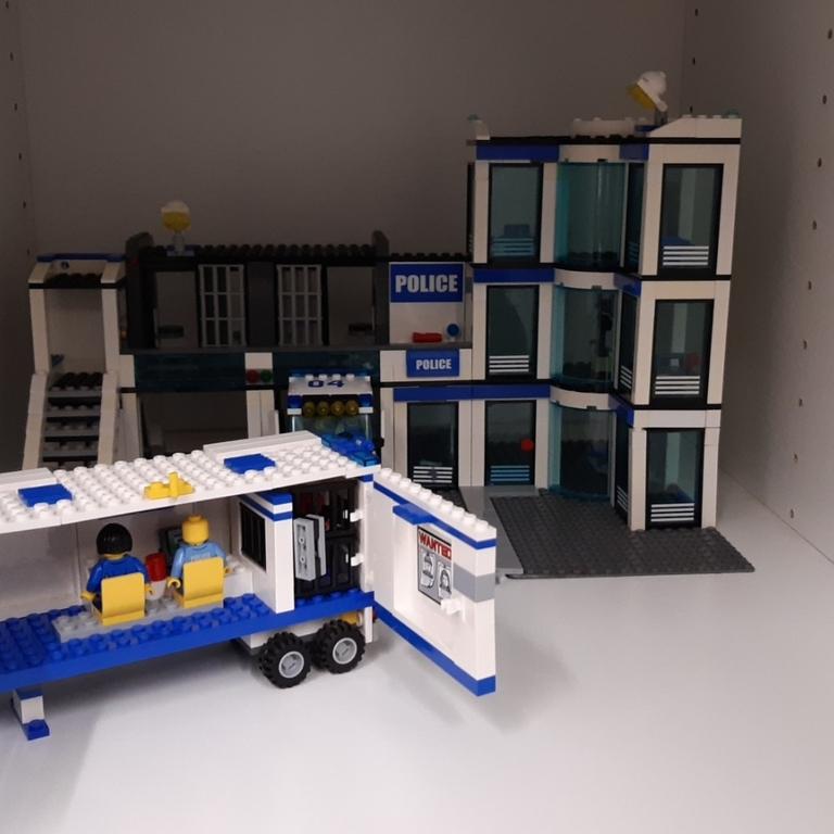 Politie gebouw