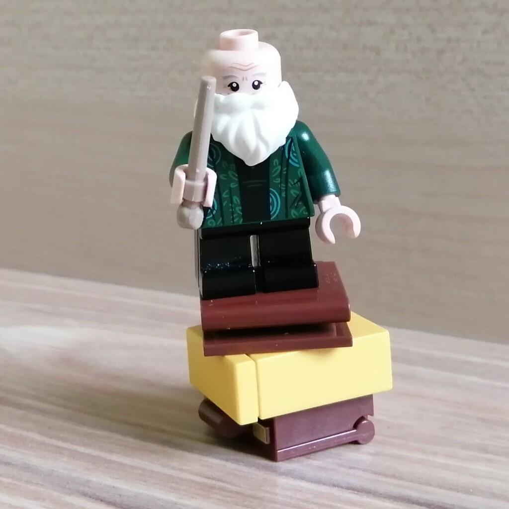 Flitwick Harry Potter - kameň mudrcov