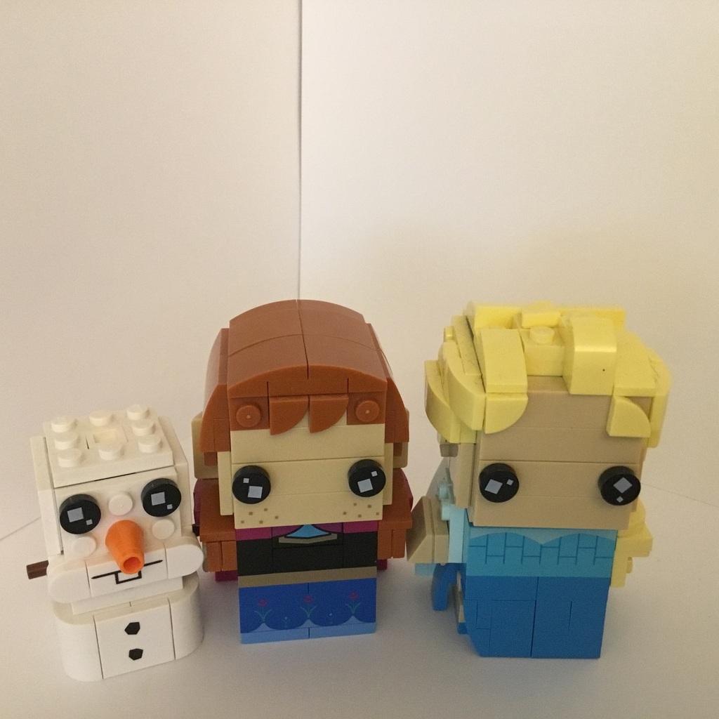 frozen brick heads!