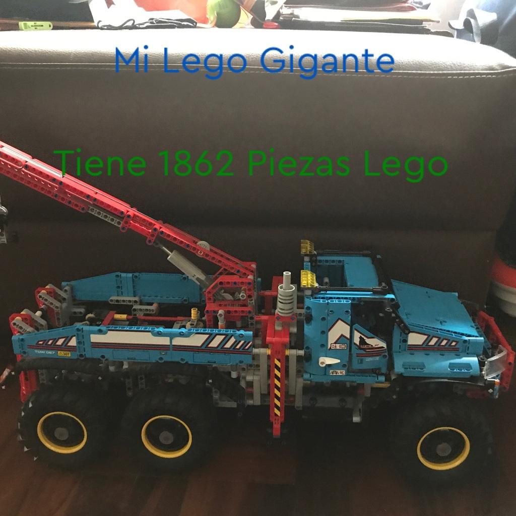 Mi Lego Gigante
