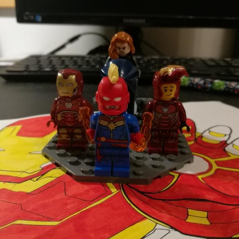 Avengers Zbiórka