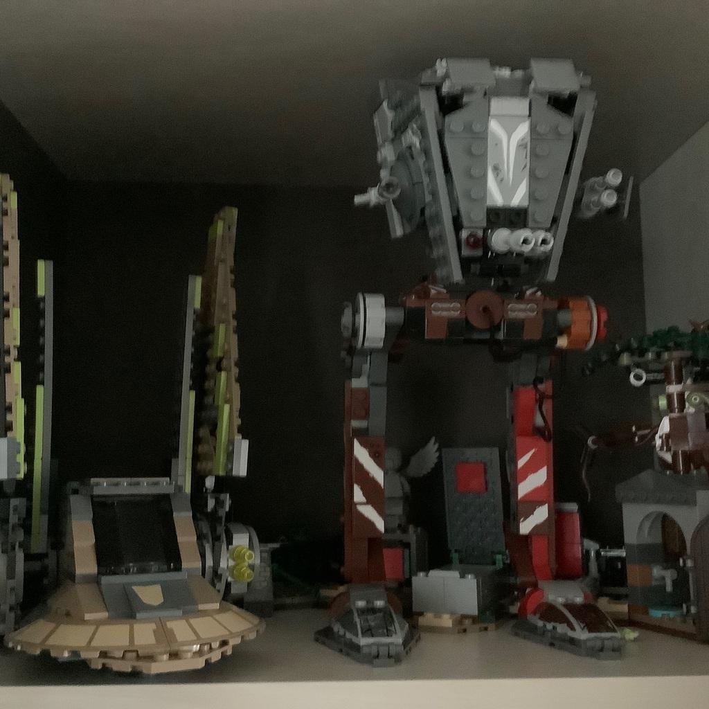나의 레고 전시장