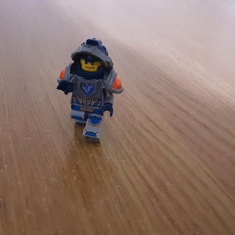 Lego Nexo Knights photography