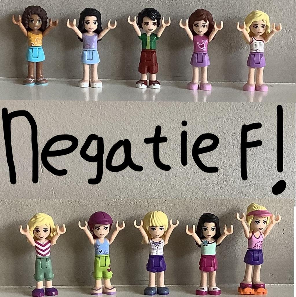Negatief!