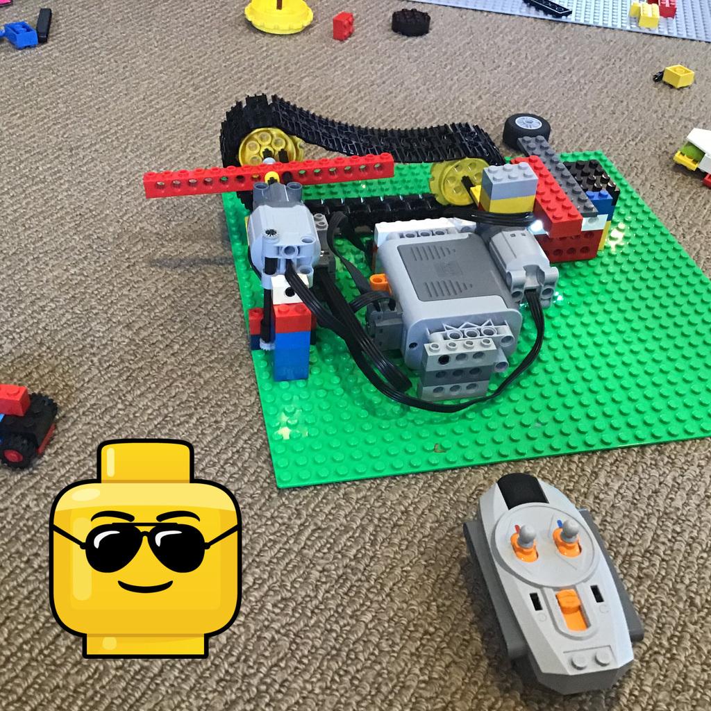 LEGO factory's!