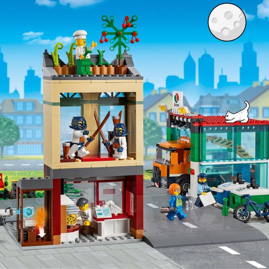 La ville lego city