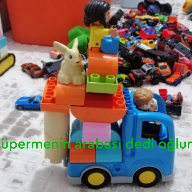Süpermenin arabası