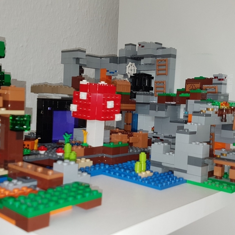Mein Lego Minecraft #1