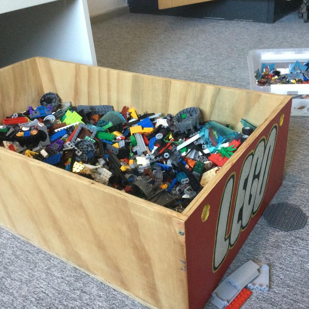 Min Lego kasse