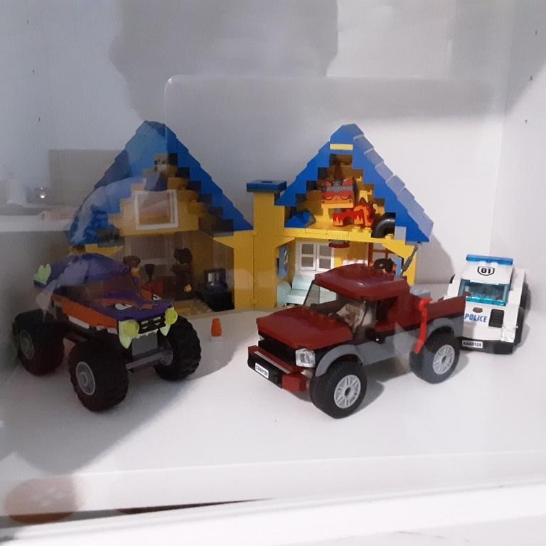 Lego rafı 1. kat