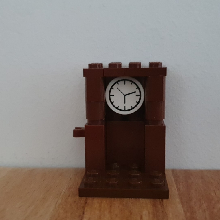 Lego Stand Uhr