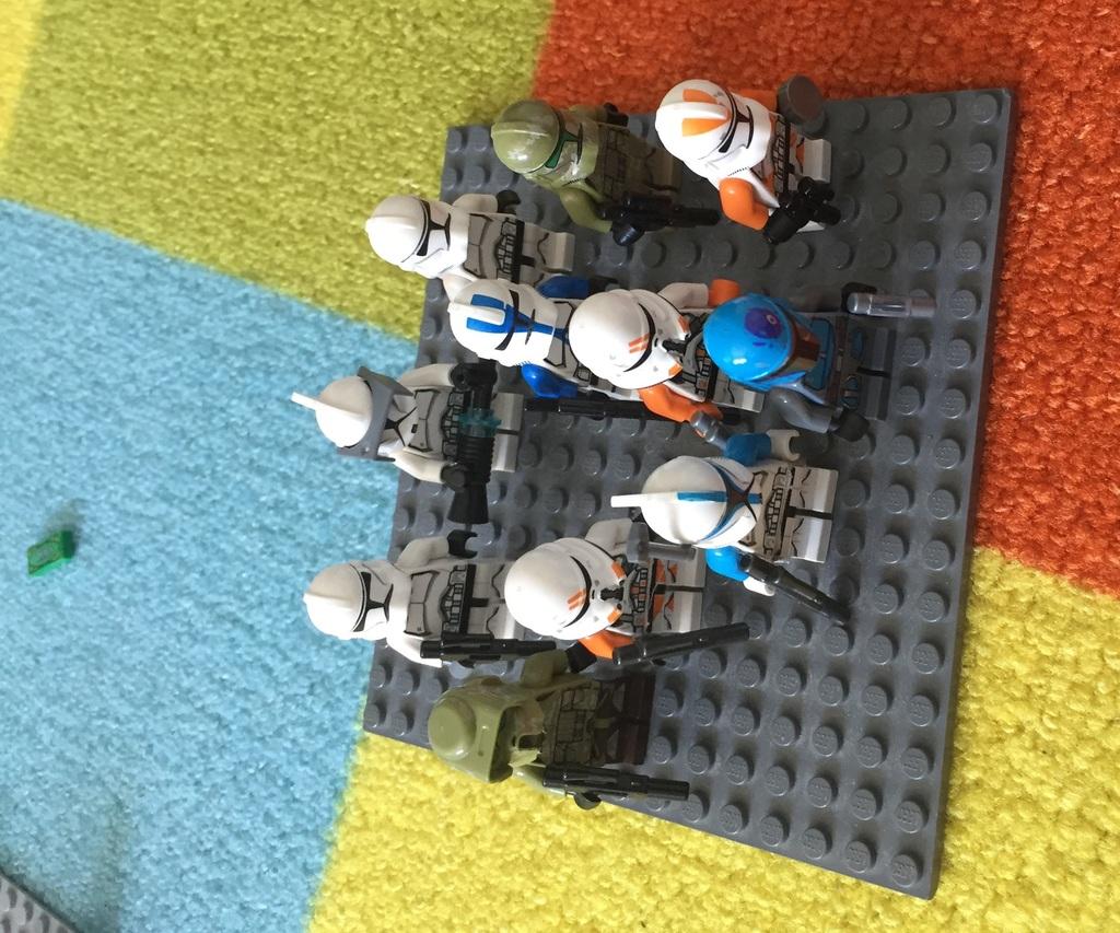 A klón seregem