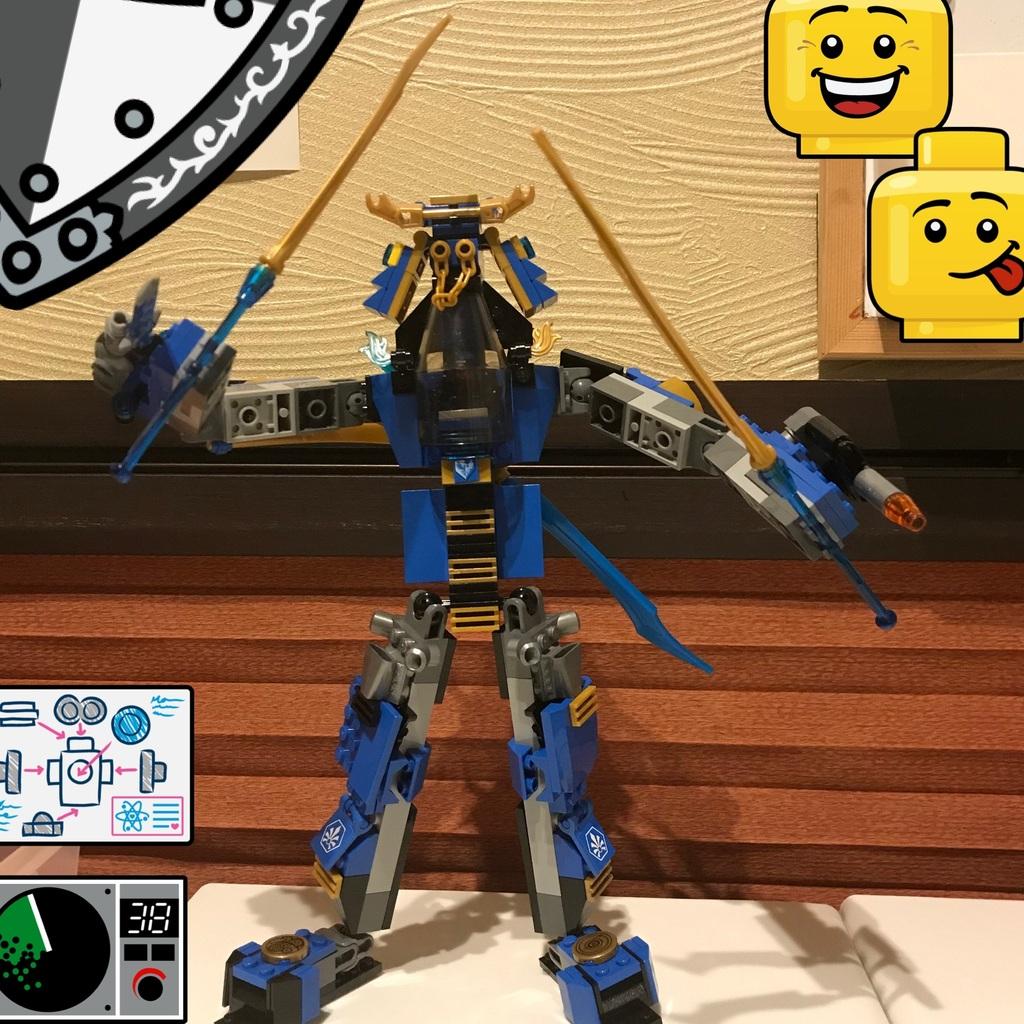 ロボットを作ったよ