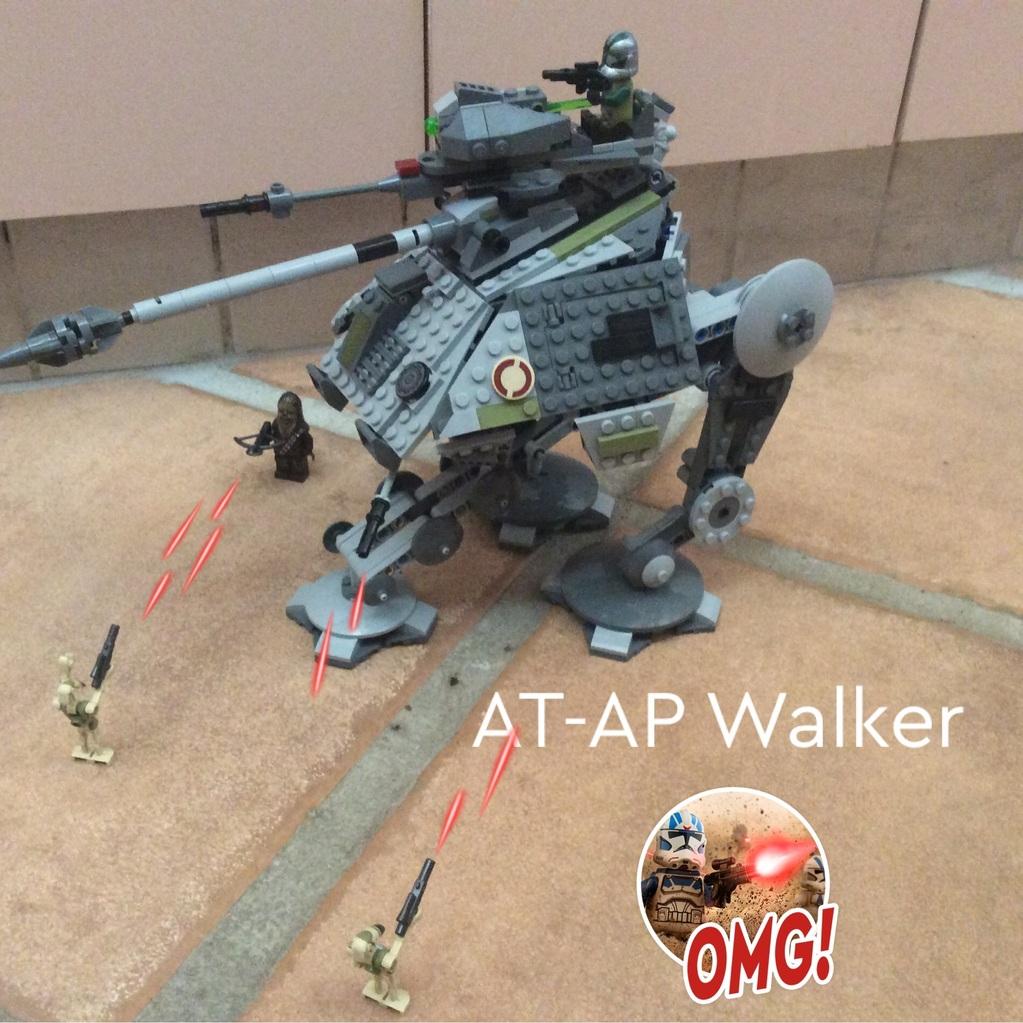 AT-AP Walker Set