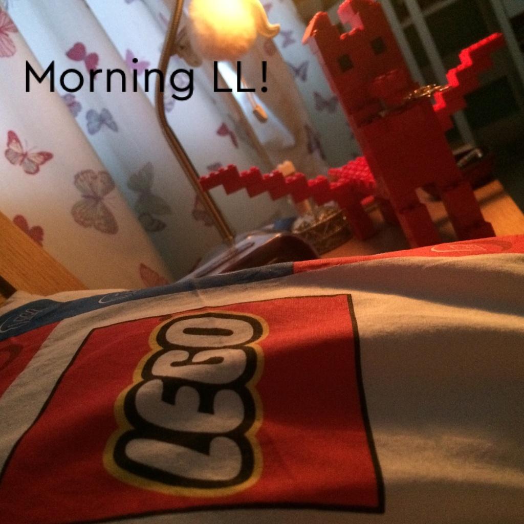 Morning LL!