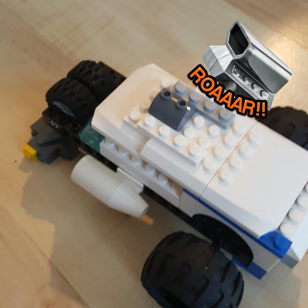 Extreme Monster truck
