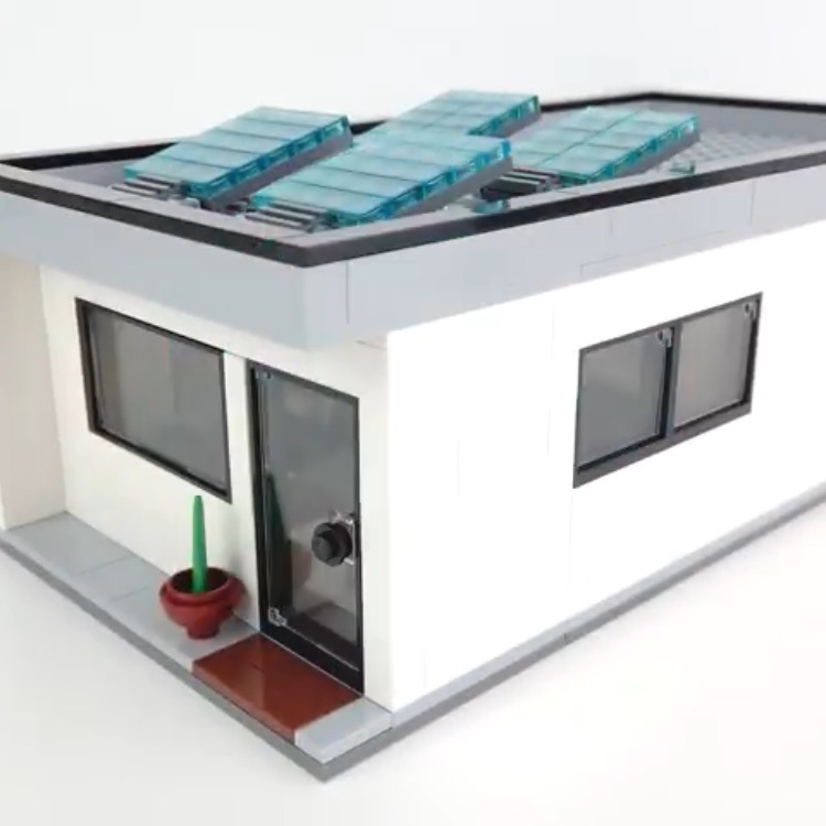 Mein modular Haus