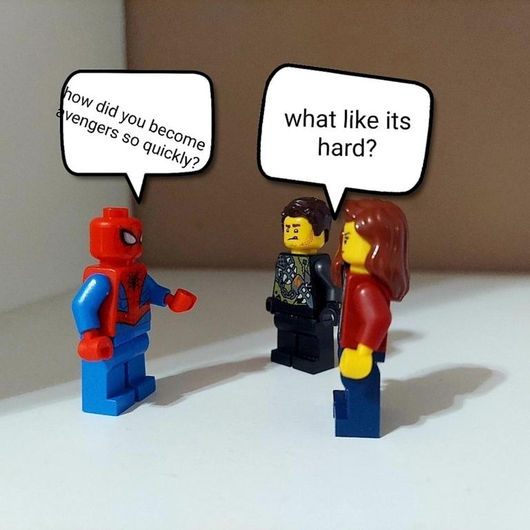 Marvel comics ep.2: becoming an avenger