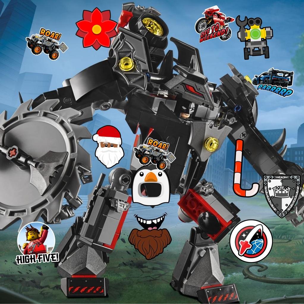 Robot di Batman