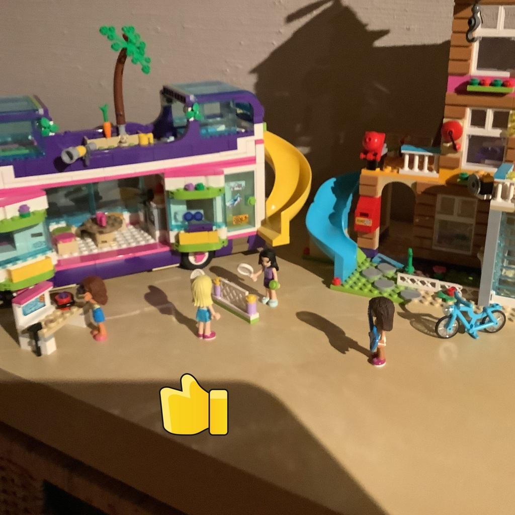 Min Lego-stad