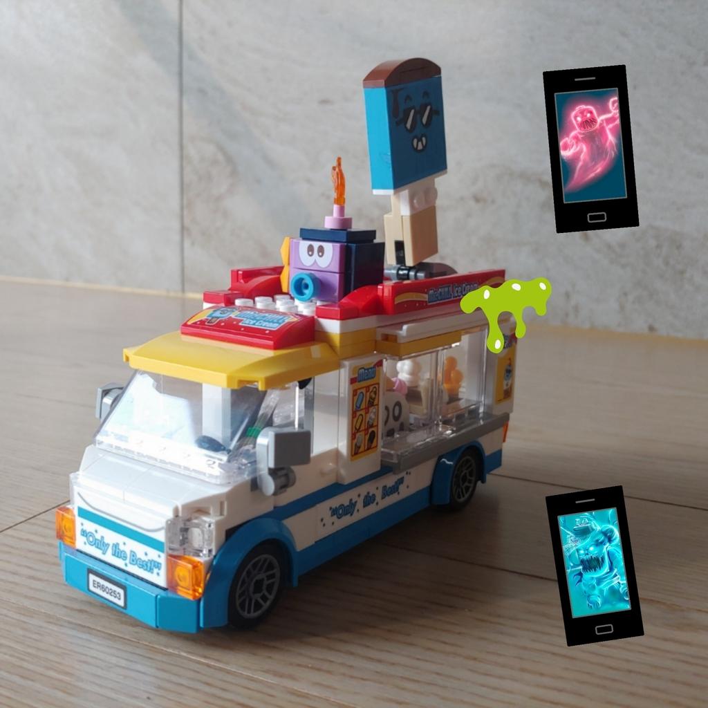 괴물이 탄 트럭