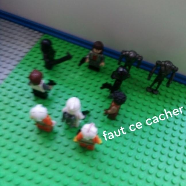Une base abandonné (episode4 saison 2)