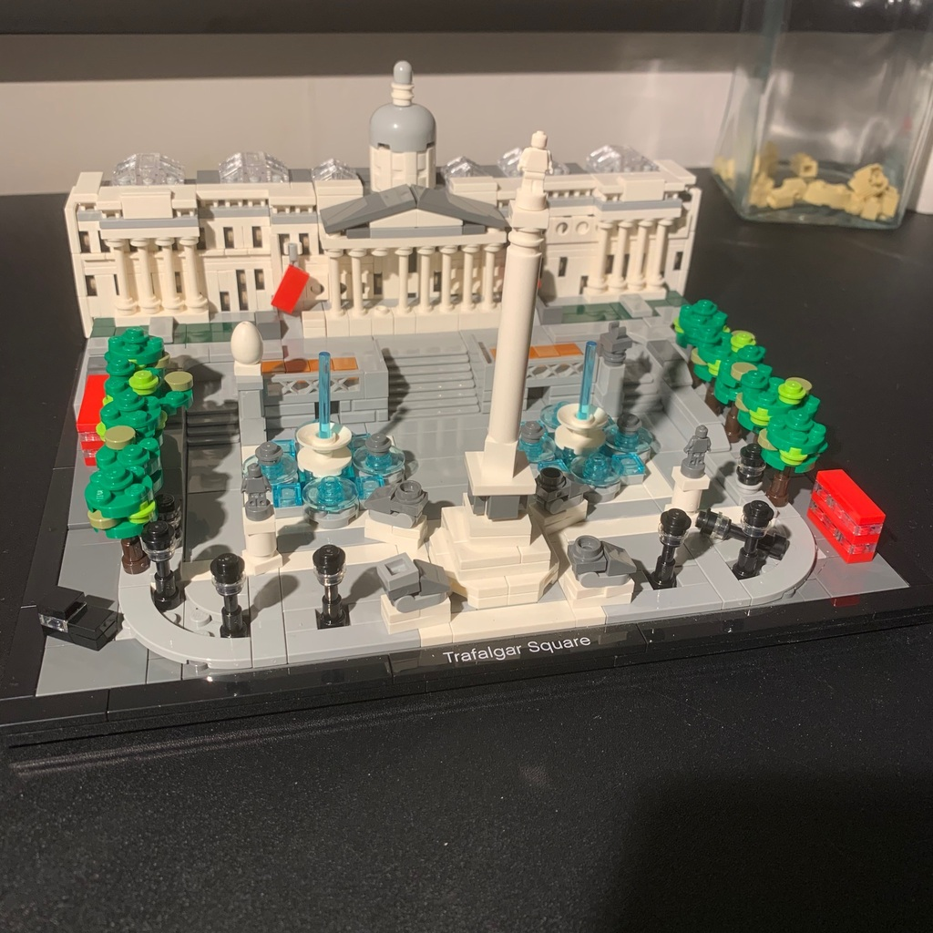 Lego city uppdate