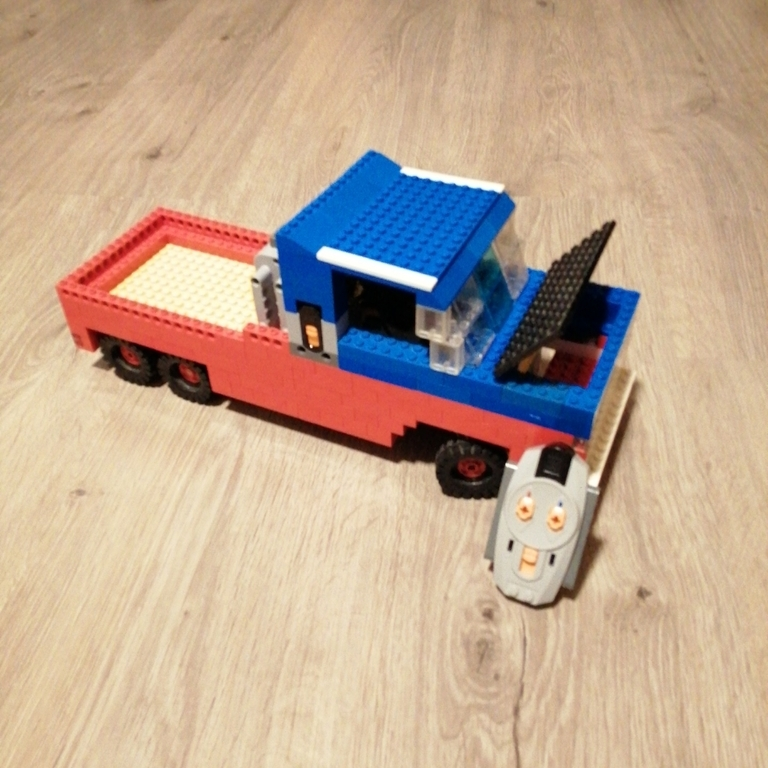 Lego technic teherautó