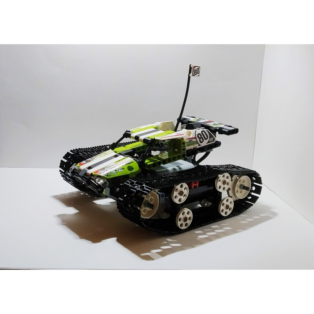 Tracked racer (42065) #1.3