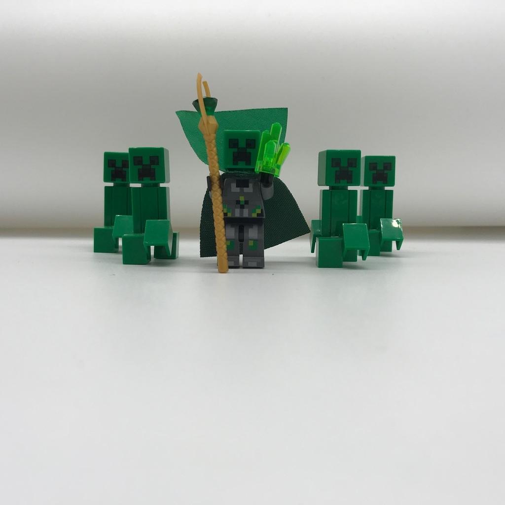 Wizard-creep