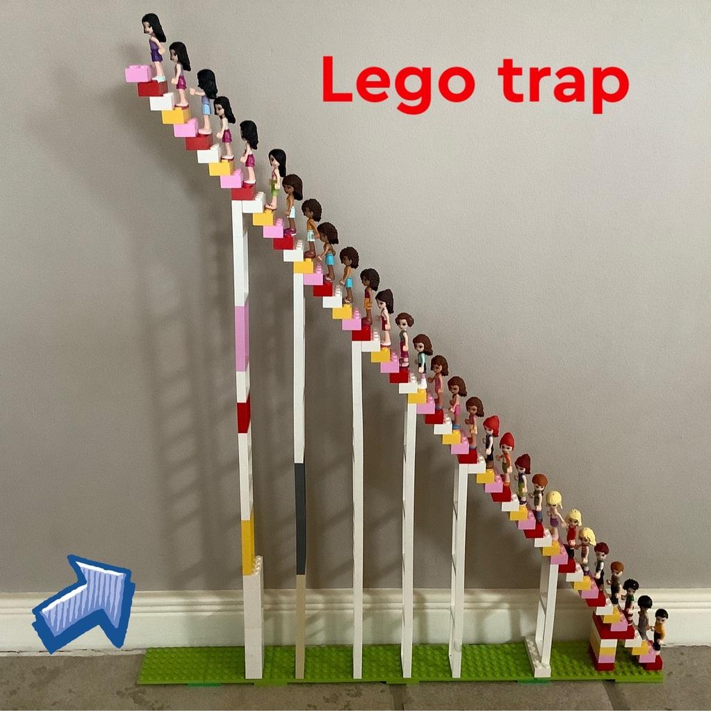 Lego trap