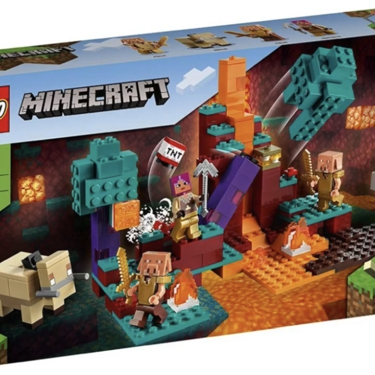 New 2021 Minecraft LEGO sets