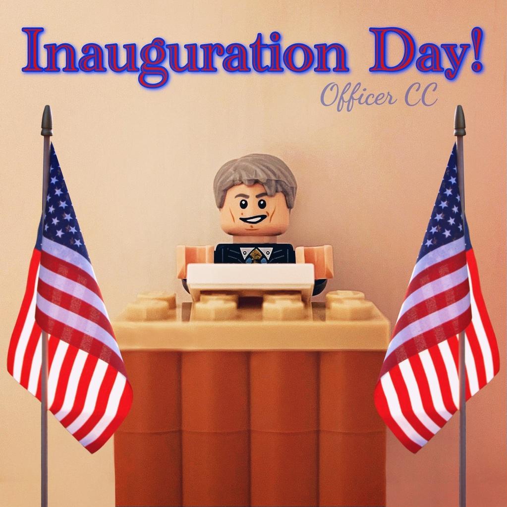 Inauguration Day!🇺🇸