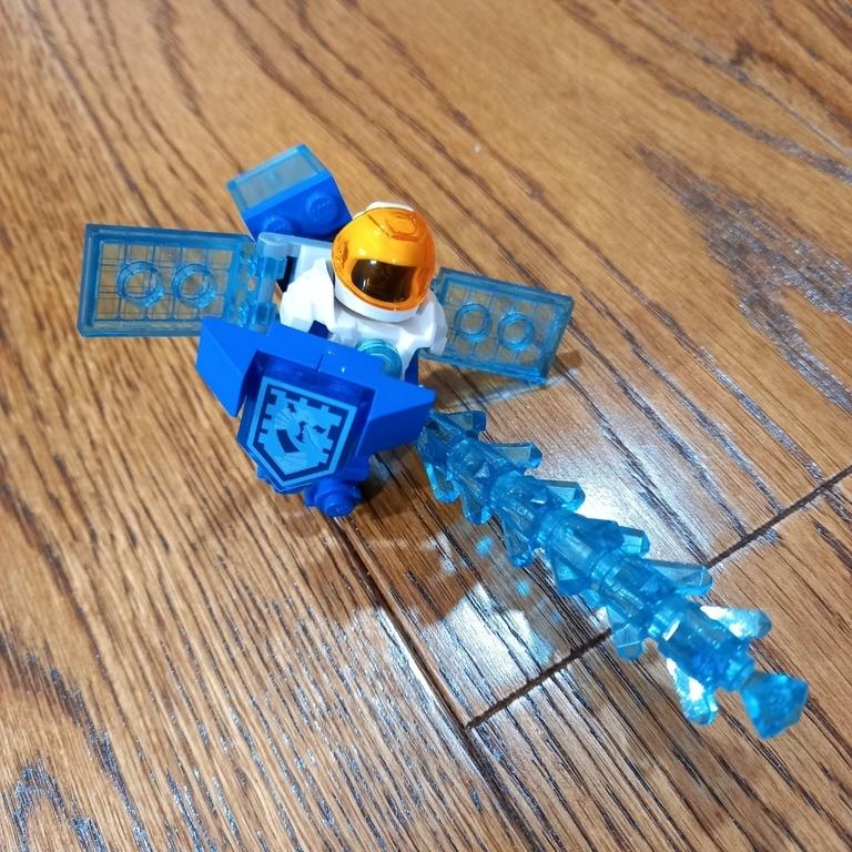 레고 창작 피겨-2 아이스 히어로봇