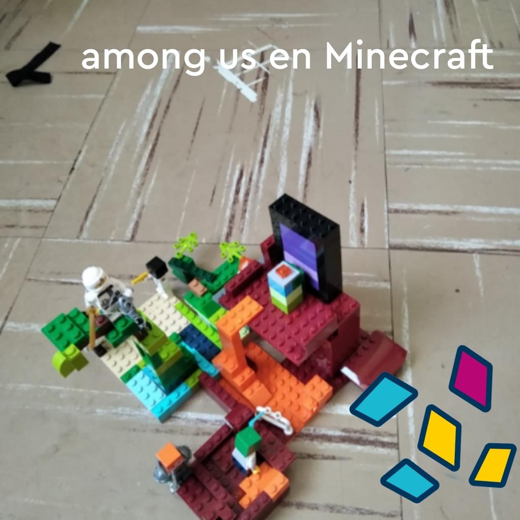Among us minecraft