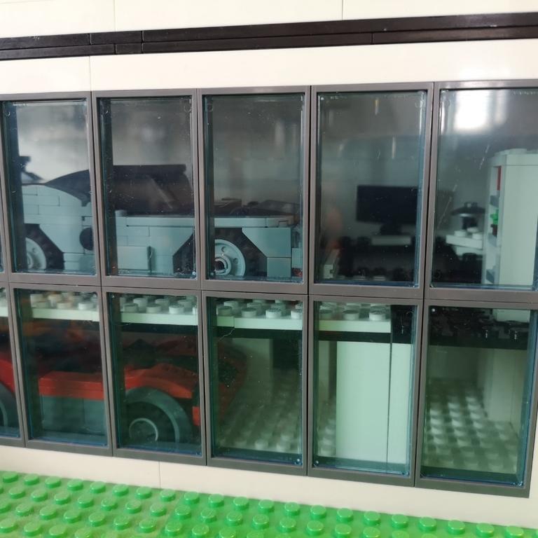 My lego garage