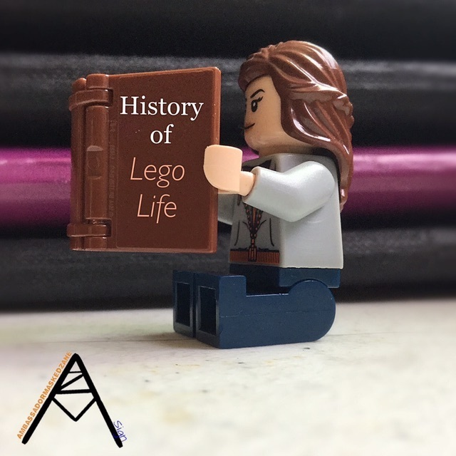 History of Lego Life: The 13th Age