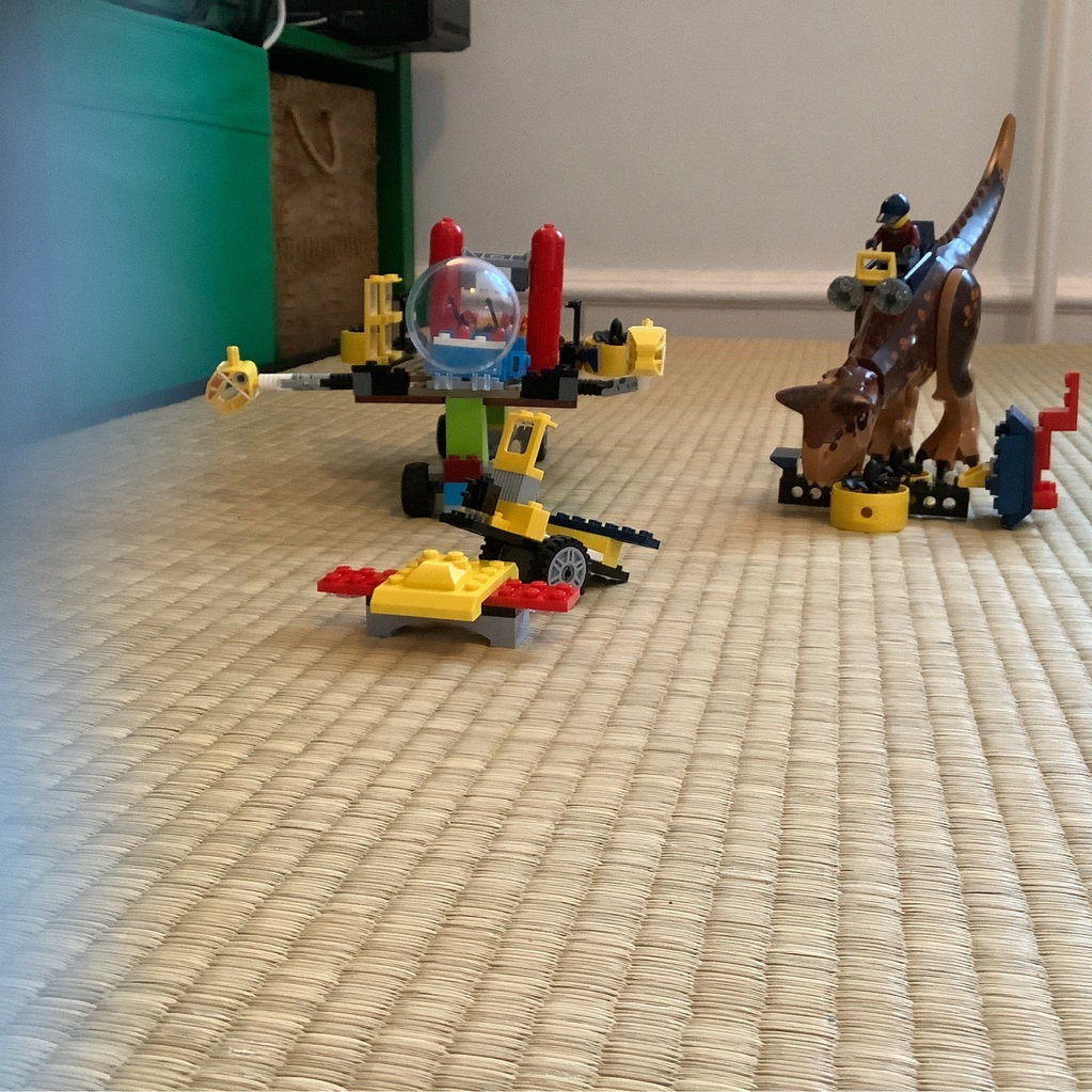 LEGO Fight war