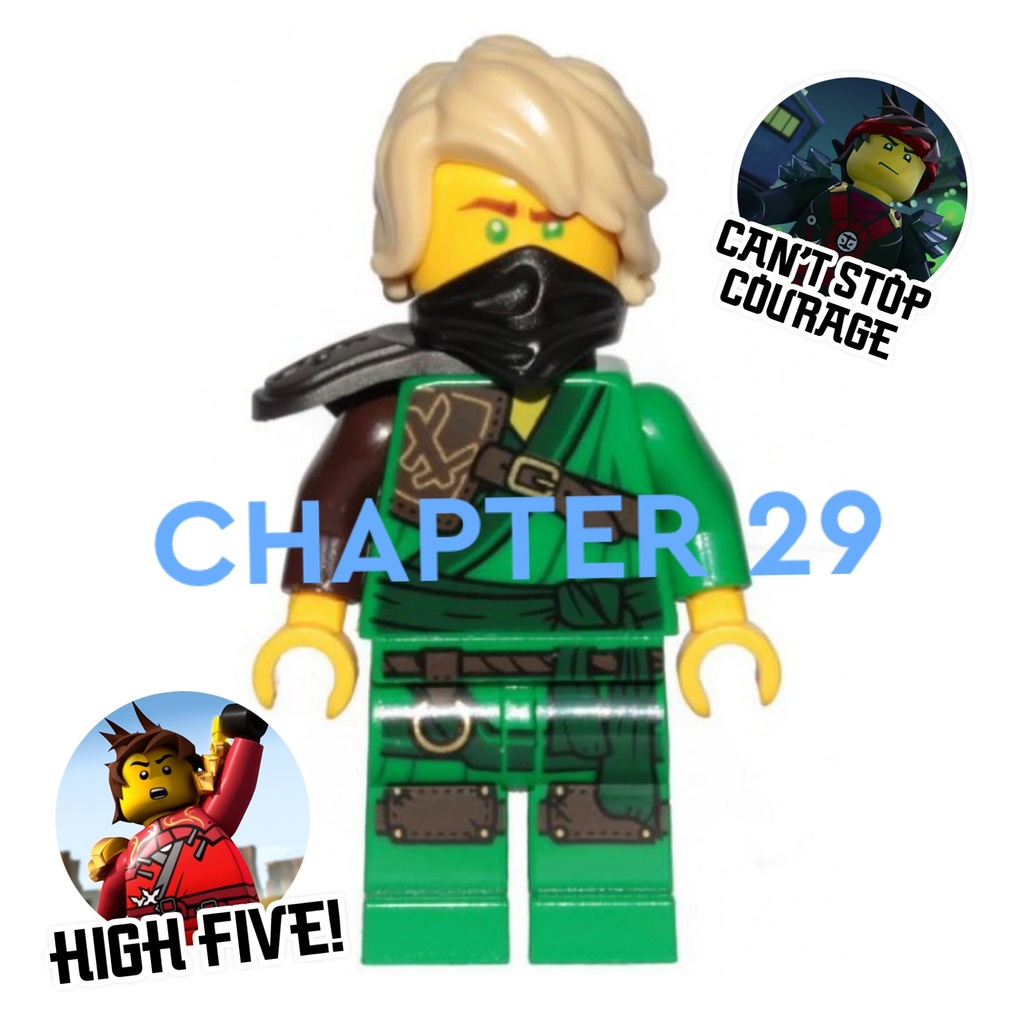 NINJAGO INTO THE UNKNOWN CHAPTER 29