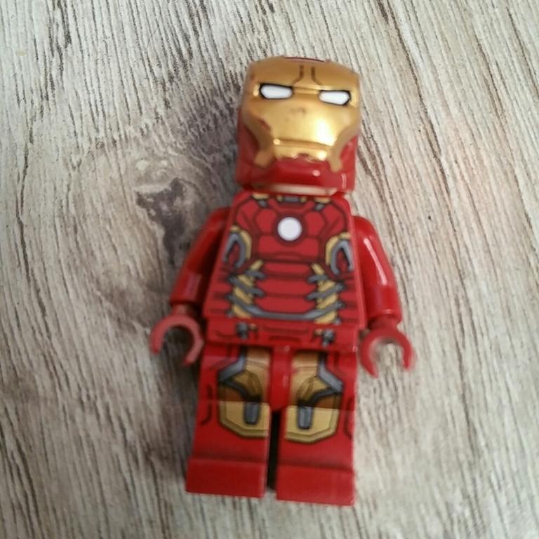 Iron Man MK30